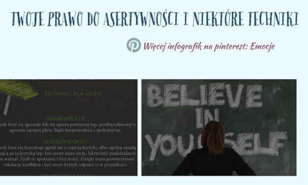 Twoje Prawo do asertywności i niektóre techniki