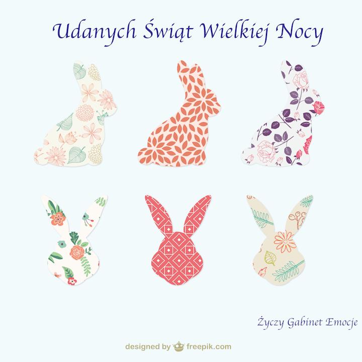 wesołych Świąt Wielkiej Nocy (design by freepik)  Relaksacja oddychanie przeponowe wielkanoc 2015