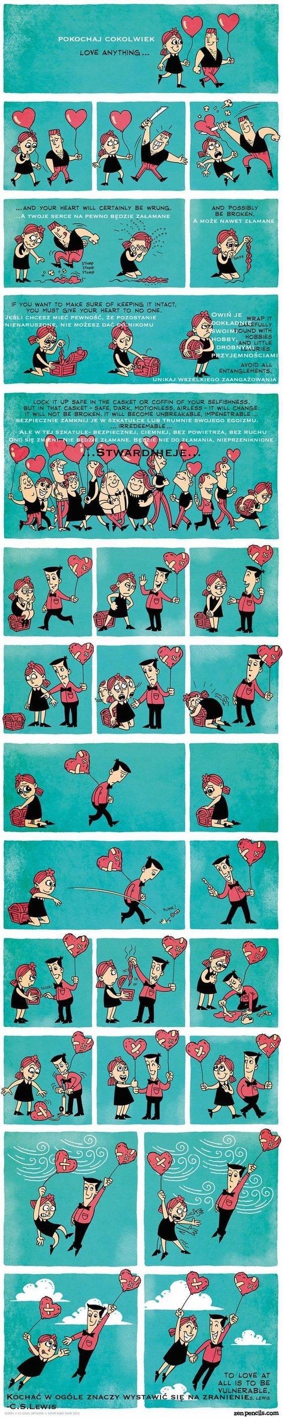 pokochaj-cokolwiek  Złamane serce- jak przetrwać pokochaj cokolwiek