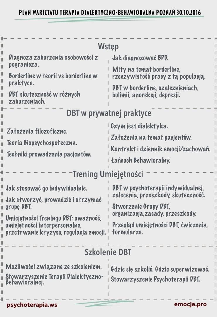 warsztat-dbt-poznan-2016-terapia-dialektyczno-behawioralna-szkolenie  Szkolenia DBT 2017: Sopot, Poznań, Warszawa, Towarzystwo PTDBT warsztat dbt poznan 2016 terapia dialektyczno behawioralna szkolenie