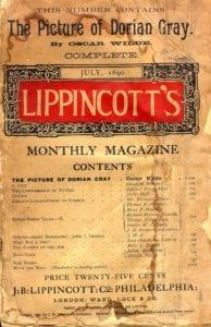 życie Oskara Wilde'a widziane oczami Junga część 1 Lippincott doriangray