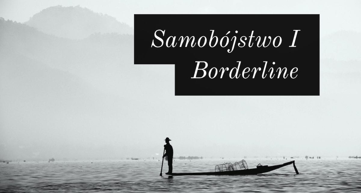 Samobójstwo w borderline