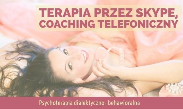 psychoterapia dialektyczno behawioralna przez skype