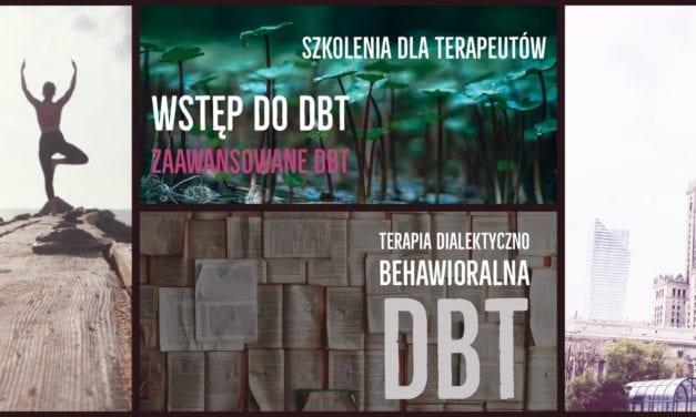 Szkolenia Terapia Dialektyczno Behawioralna